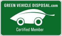 Green Vehicle Disposal Certified Member