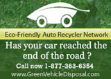 A & C Auto Parts & Wrecking Co. Green Car Disposal Cleveland, OH