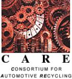 Consortium for Automotive Recycling (CARE)