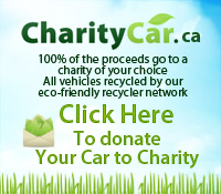 Bodyline Auto Recyclers Charity Car Donation Hamilton, ON